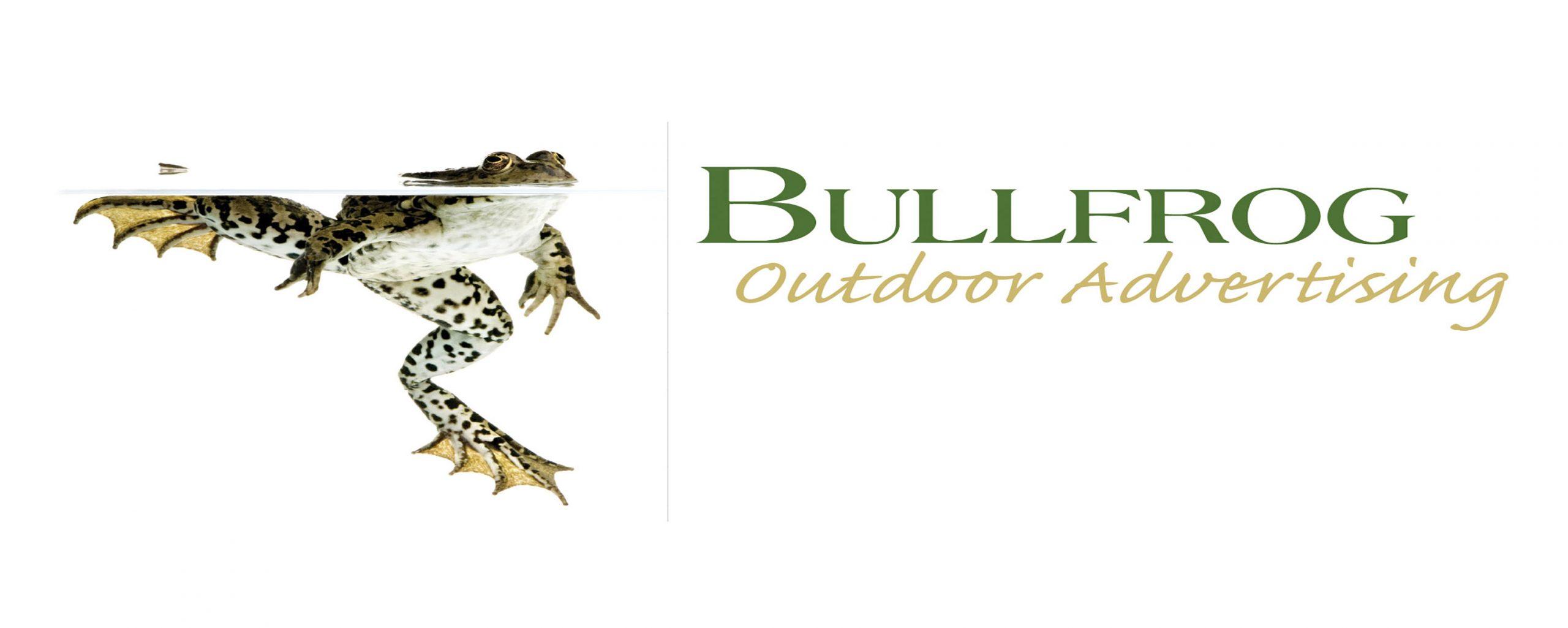 Bullfrog Outdoor Advertising
